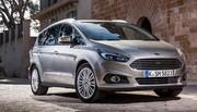 Les tarifs du nouveau Ford S-Max 2015 à partir de 33 600 euros