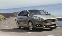 Nouveau Ford S-Max : à partir de 33 600 €