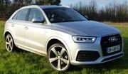 Essai Audi Q3 2.0 TDi 184 S tronic quattro : l'art de la nuance
