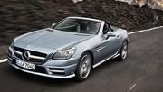 Un nouveau Mercedes SLC pour remplacer le SLK en 2016