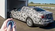 La BMW série 7 se garera sans le conducteur à bord