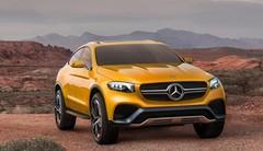 Concept Car Mercedes GLC Coupé