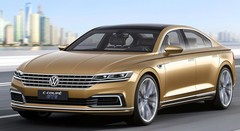 Volkswagen C Coupé GTE : Luxueuse chinoiserie