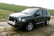 Essai Jeep Compass 2.0 CRD : pour l'Europe