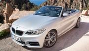 Essai BMW Série 2 cabriolet : voilà l'été j'aperçois le soleil