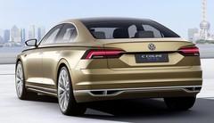 Volkswagen C Coupé GTE : avant-goût de la nouvelle Phaeton
