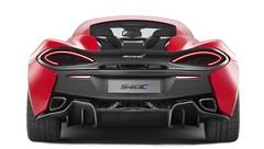McLaren 540C : une 570S moins puissante et au rabais