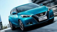 Shanghai 2015 : Nissan Lannia