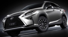 """Lexus présente le """"petit"""" RX 200t"""