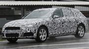 L'Audi A4 Avant aperçue pour la première fois
