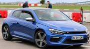 Essai circuit Volkswagen Scirocco R : un restylage salutaire ?