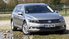 Essai Volkswagen Passat SW TDI 150