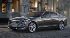 Cadillac CT6 hybride rechargeable