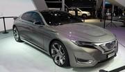 Changan Raeton CC Concept, la berline électrique de Chine