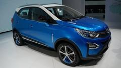 Salon de Shanghai : le Renault Captur chinois !