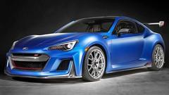 Subaru : le BRZ STI confirmé de série