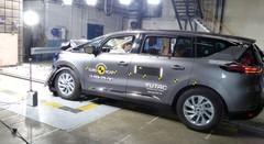 Euro NCAP : cinq étoiles pour le Renault Espace