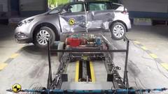 Crash test nouveau Renault Espace : 5 étoiles à l'Euro NCAP