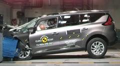 Crash-Test 2015 : Les Renault Espace et Suzuki Vitara obtiennent cinq étoiles