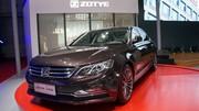 Zotye Z700, l'A6 chinoise