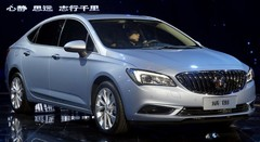 Buick Verano : l'Opel Astra en filigrane