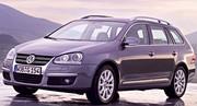 Volkswagen Golf Variant : Du rab pour la Golf