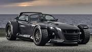 Donkervoort D8 GTO Bare Naked Carbon Edition : côté obscur