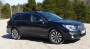 Essai Subaru Outback V : valeur sûre