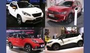 Les SUV du salon de Shanghai 2015