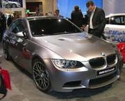 BMW M3 Concept : Objectif Porsche 911