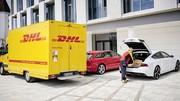 Audi : Amazon livre les colis dans le coffre de votre voiture