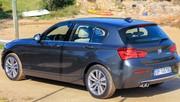 """Essai BMW Série 1 : maturité et élégance pour la """"petite"""" BMW"""