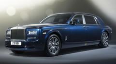 Rolls-Royce Phantom Limelight : une limousine sous les feux de la rampe