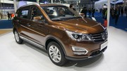 La Baojun 560 veut profiter du boom des SUV en Chine