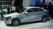 Les voitures électriques et hybrides Plug-in au salon de Shanghai 2015