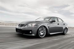 Lexus IS-F : Un coeur gros comme ça !
