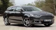 Essai Ford Mondeo SW : bon compromis