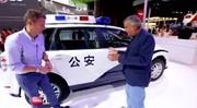 Emission Turbo : Salon de Shanghai, CLA Shooting Brake, Aircross