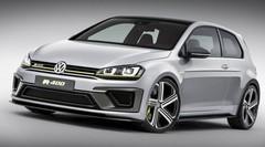 VW Golf R400 : en concessions en 2016