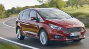 Essai Ford S-Max : Montée en gamme