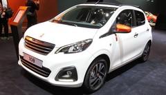 Peugeot 108 Roland Garros : les prix et les équipements