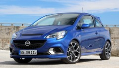 Essai Opel Corsa OPC : l'éclair bleu