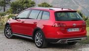 Essai Volkswagen Golf Alltrack : star trek