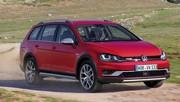 Essai Volkswagen Golf Alltrack 2015 : la star des bains de boue !