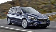 Essai BMW Série 2 Gran Tourer 2015 en version 220d xDrive