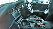 Voici l'intérieur du futur Jaguar F-Pace !