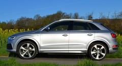 Essai Audi Q3 S Line 2015 : Look de SUV & comportement de berline