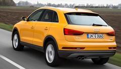 Essai Audi Q3 (2015) : anneaux hyper techno