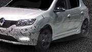 Renault : la Sandero RS espionnée au Brésil