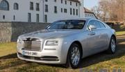 Essai Rolls-Royce Wraith : A déguster sans chauffeur